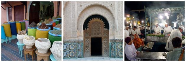 Marrakech scenes