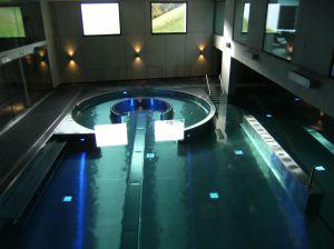 Alpen Hotel pool