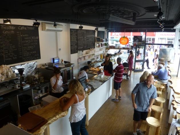 Foodlic in Western Road, Brighton