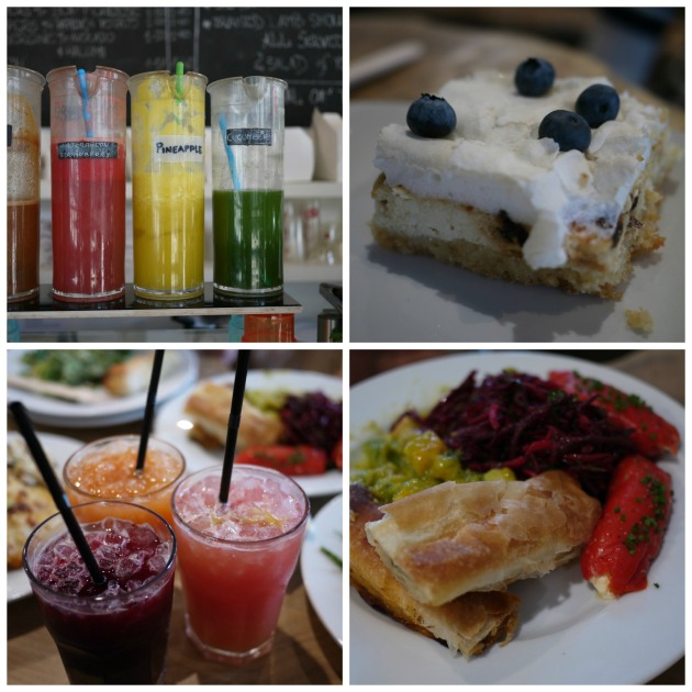 Food at Foodilic, Brighton