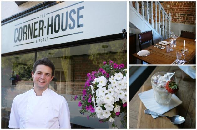 The Corner House restaurant in Minster