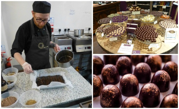 Tips from master chocolatier Paul A Young in Soho