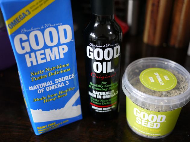 GOOD hemp products