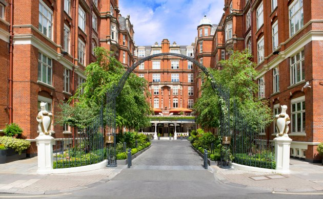 Rewiew: Afternoon tea at St Ermin's, Westminster