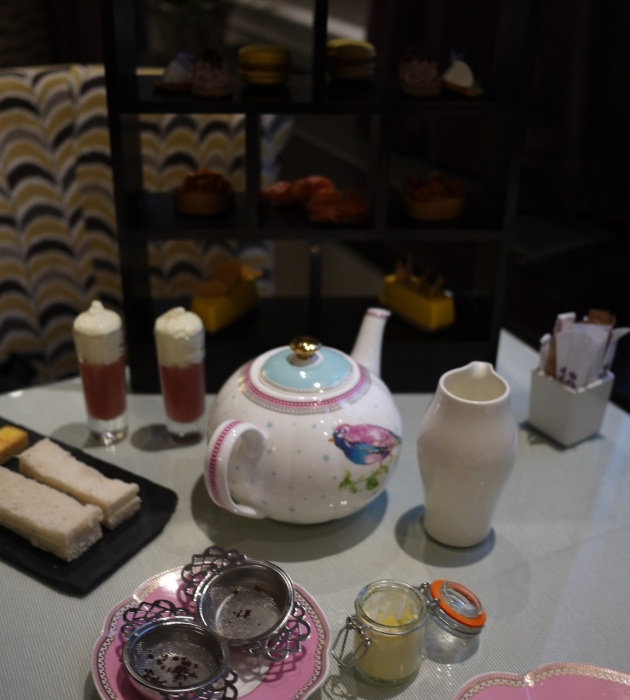 tableviewRewiew: Afternoon tea at St Ermin's, Westminster